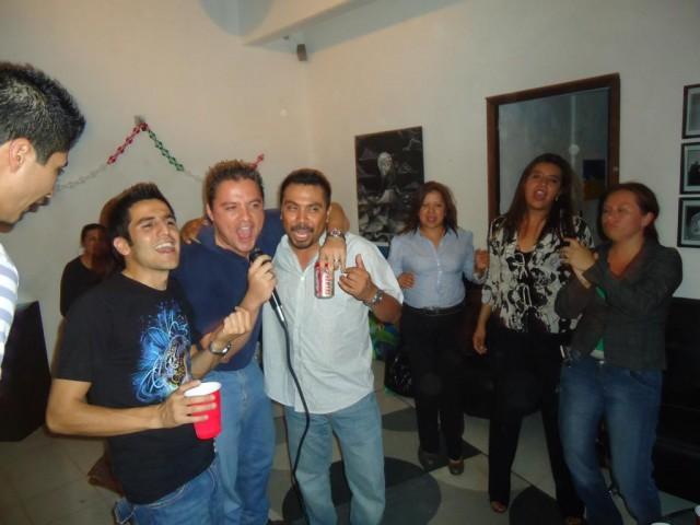 Karaoke aus Leidenschaft