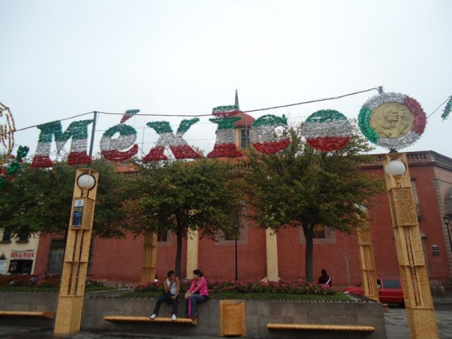 ¡México!