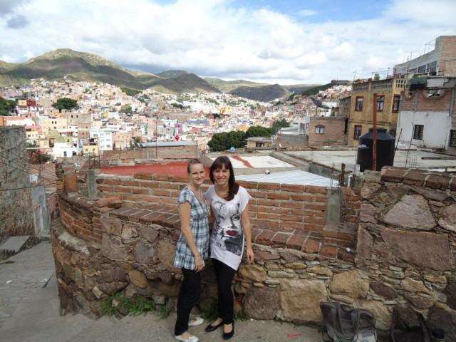 Sunny zu Besuch in Guanajuato