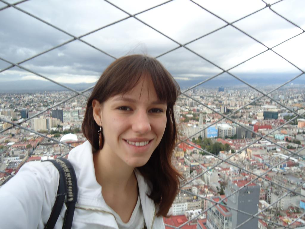 Auf dem Torre Latinoamericano