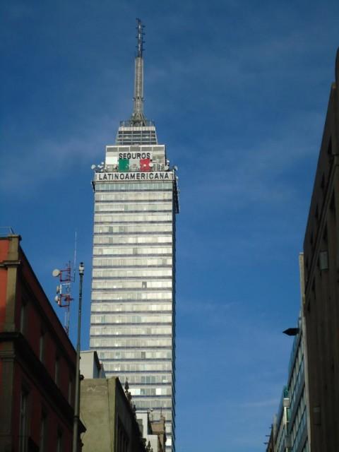 Torre Latinamericano