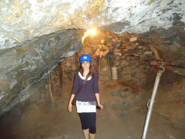 Mine bei Guanajuato