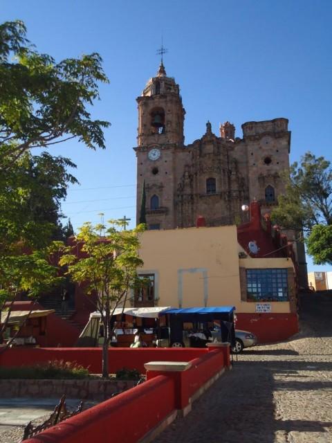Kirche von Valenciana