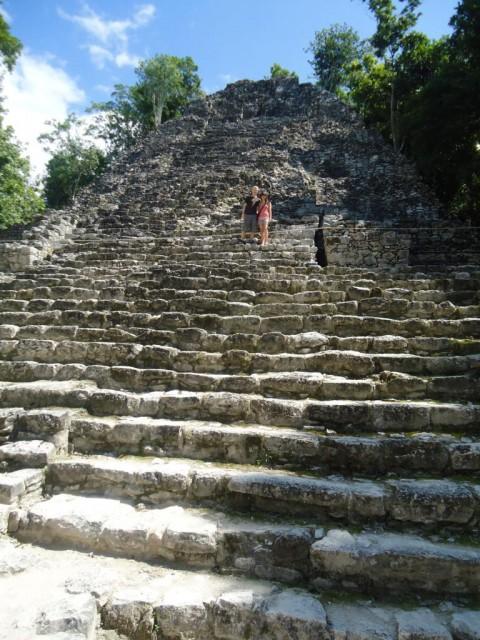 Maya-Stätte Cobá