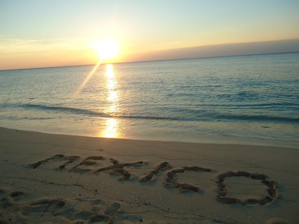 Sonnenuntergang auf der Insel Cozumel